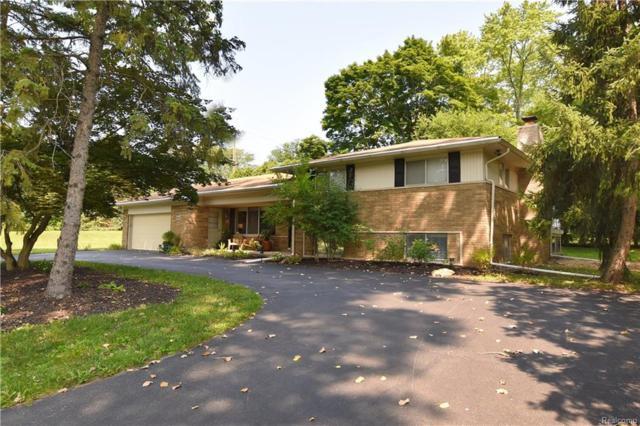 3690 Berkshire Drive, Bloomfield Twp, MI 48301 (#218078374) :: RE/MAX Classic