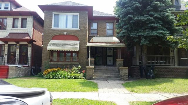 8984 N Martindale Street, Detroit, MI 48204 (MLS #218078379) :: The Toth Team