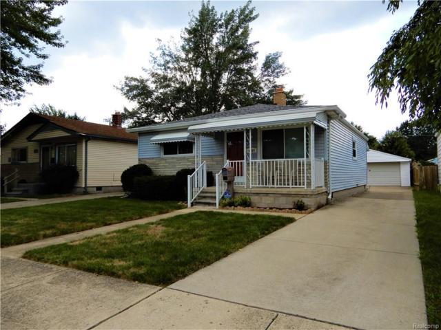 4664 Detroit Street, Dearborn Heights, MI 48125 (#218078436) :: The Buckley Jolley Real Estate Team