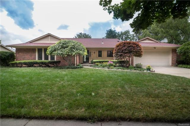 972 Springfield Court, Northville, MI 48167 (#218078460) :: RE/MAX Classic