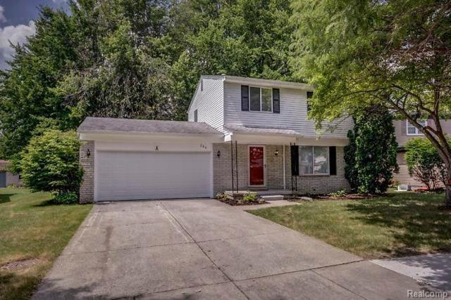 264 Buckingham Road, Canton Twp, MI 48188 (#543258369) :: The Buckley Jolley Real Estate Team