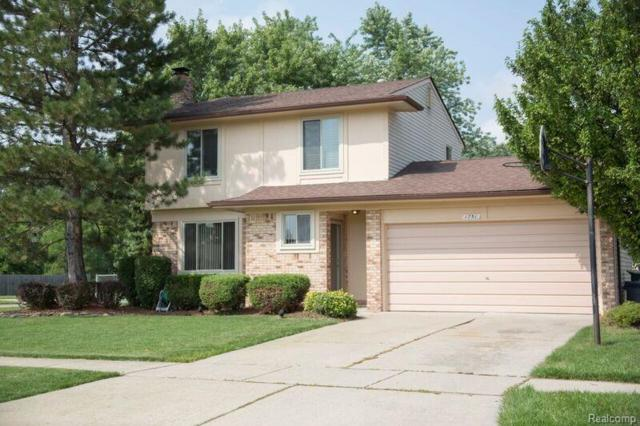 1751 Willard Drive, Canton Twp, MI 48187 (#543258723) :: The Buckley Jolley Real Estate Team