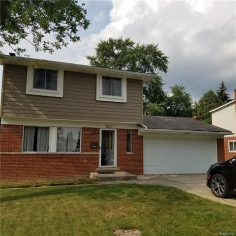 13061 Whitfield Drive, Sterling Heights, MI 48312 (#218078481) :: RE/MAX Classic