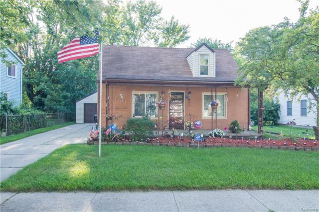 14383 San Jose, Redford Twp, MI 48239 (#218078492) :: RE/MAX Classic