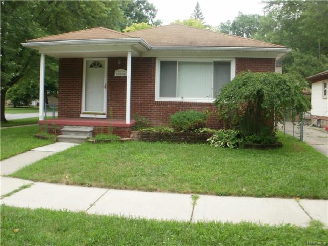19808 Denby, Redford Twp, MI 48240 (#218078511) :: RE/MAX Classic