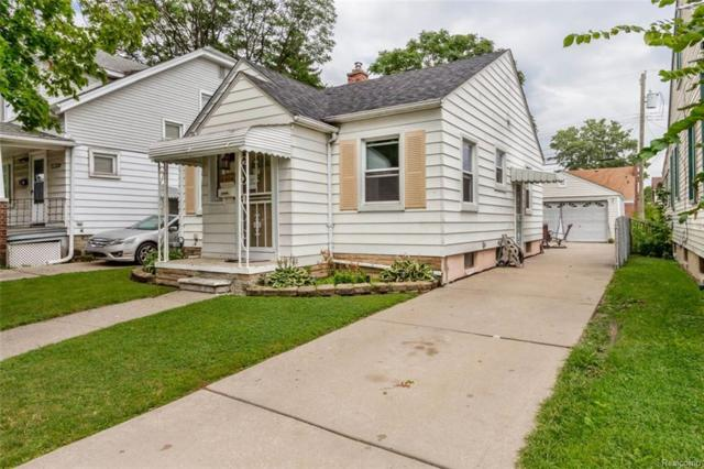 6404 Payne Avenue, Dearborn, MI 48126 (#218078527) :: RE/MAX Nexus