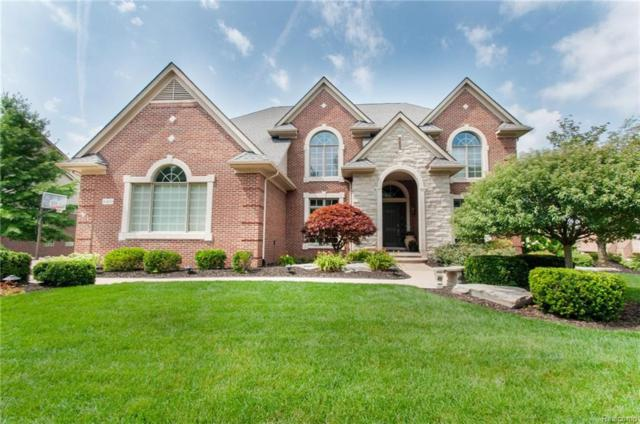 44103 Cypress Point Drive, Northville Twp, MI 48168 (#218078616) :: RE/MAX Classic