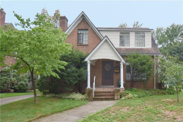 2303 Ferncliff Avenue, Royal Oak, MI 48073 (#218078628) :: RE/MAX Classic
