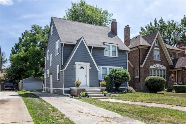 4344 Kensington Avenue, Detroit, MI 48224 (#218078736) :: RE/MAX Classic
