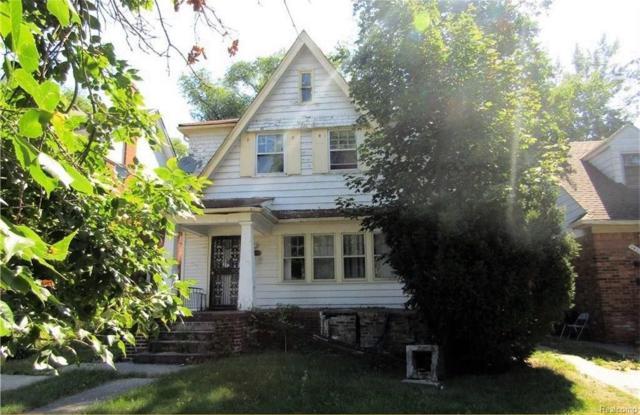 14118 Coyle, Detroit, MI 48227 (#218078742) :: RE/MAX Classic