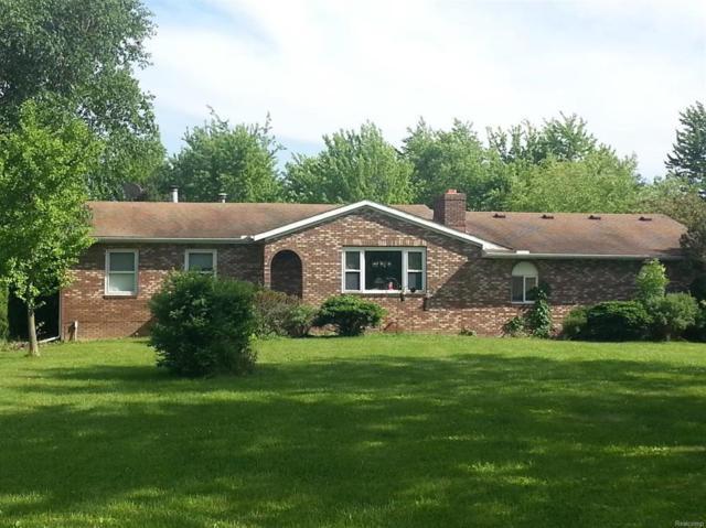 12657 E Michigan Avenue, Bridgewater Twp, MI 49236 (#543259547) :: RE/MAX Classic