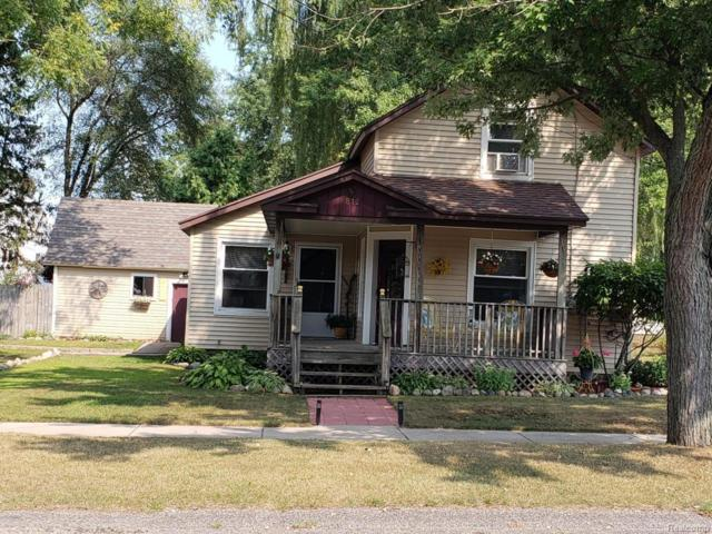 812 Alderman St, BELDING CITY, MI 48809 (MLS #59018039934) :: The Toth Team