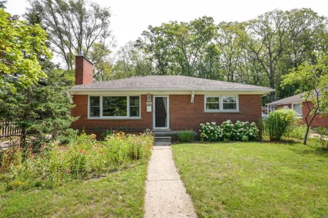 1421 Woodland Drive, Ann Arbor, MI 48103 (#543259551) :: The Buckley Jolley Real Estate Team