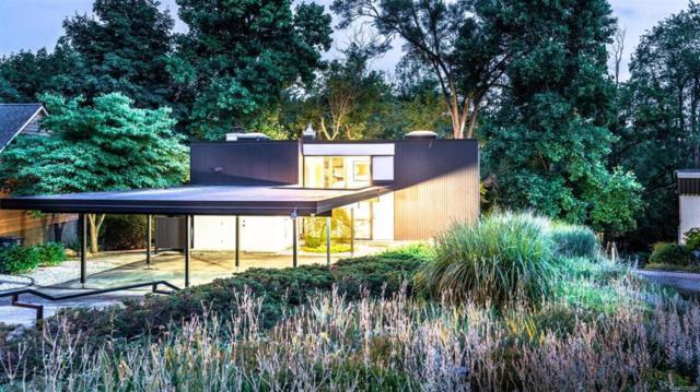 356 Hilldale Drive, Ann Arbor, MI 48105 (#543259056) :: The Buckley Jolley Real Estate Team