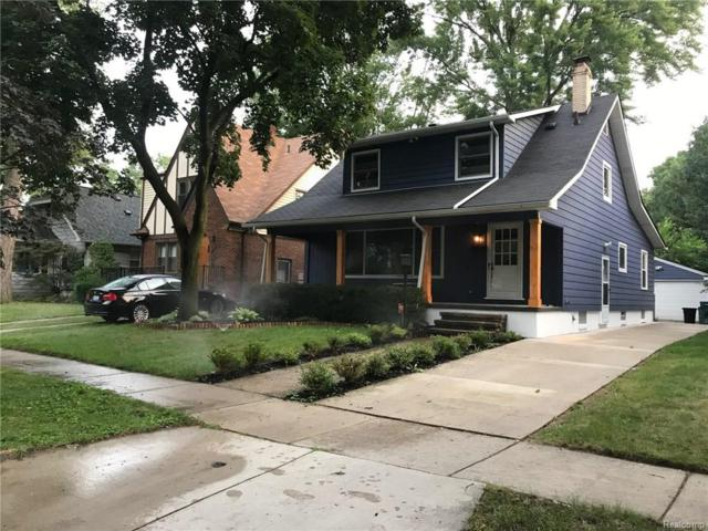 715 E 3RD Street, Royal Oak, MI 48067 (#218078808) :: RE/MAX Classic