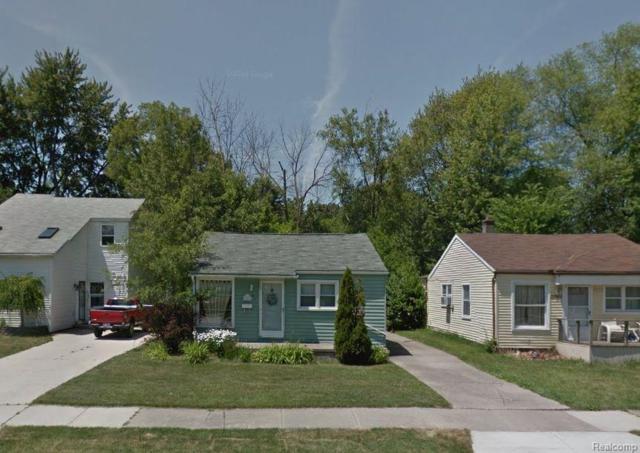 27857 Brettonwoods Street, Madison Heights, MI 48071 (MLS #218078809) :: The Toth Team
