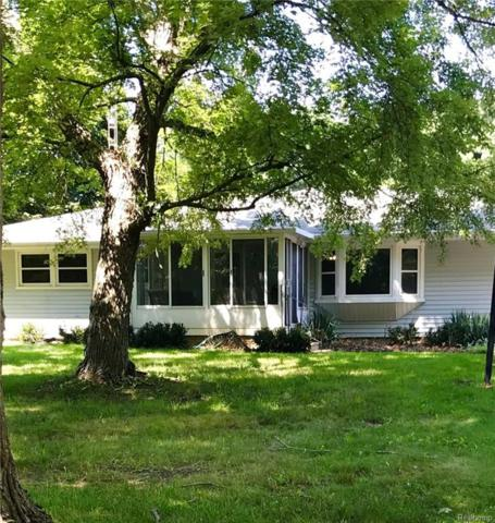 20470 Boetger Road, Manchester Twp, MI 48158 (#218078818) :: The Buckley Jolley Real Estate Team