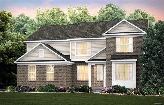 23497 Underwood Drive, Lyon Twp, MI 48178 (#218078834) :: The Buckley Jolley Real Estate Team