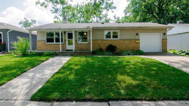 2305 S Circle Drive, Ann Arbor, MI 48103 (#543259557) :: The Buckley Jolley Real Estate Team
