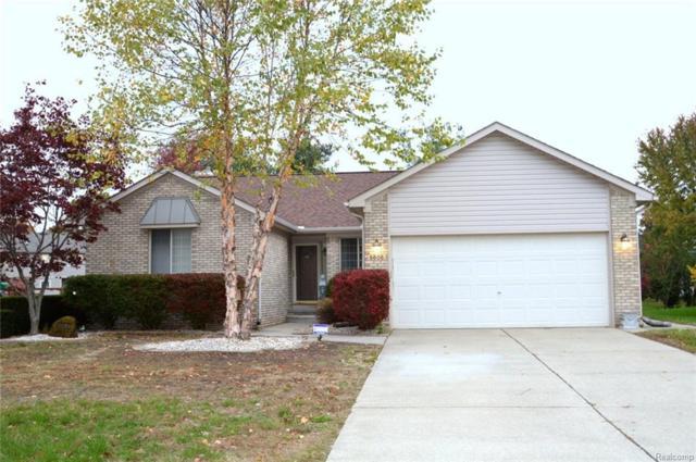 6606 Marten Knoll Drive, West Bloomfield Twp, MI 48324 (#218078925) :: Keller Williams West Bloomfield