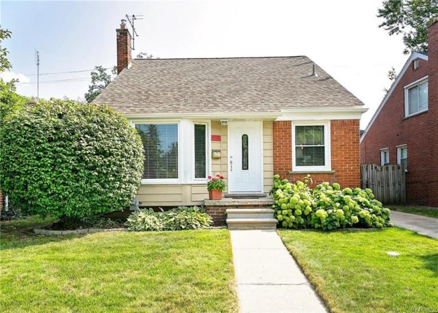 1222 E 4TH Street, Royal Oak, MI 48067 (#218079028) :: RE/MAX Classic