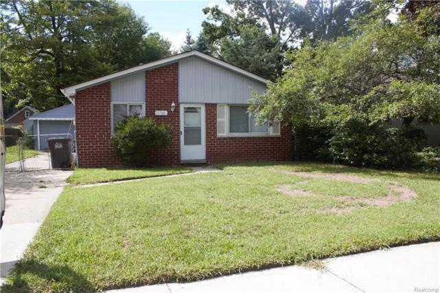 13748 Fellrath Street, Taylor, MI 48180 (#218079031) :: Duneske Real Estate Advisors
