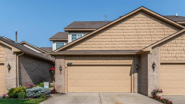 1267 Bay Hill Court #21, Waterford Twp, MI 48327 (#543259562) :: RE/MAX Classic