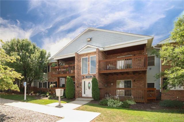 1585 Harbour Boulevard #167, Trenton, MI 48183 (#218079050) :: Duneske Real Estate Advisors