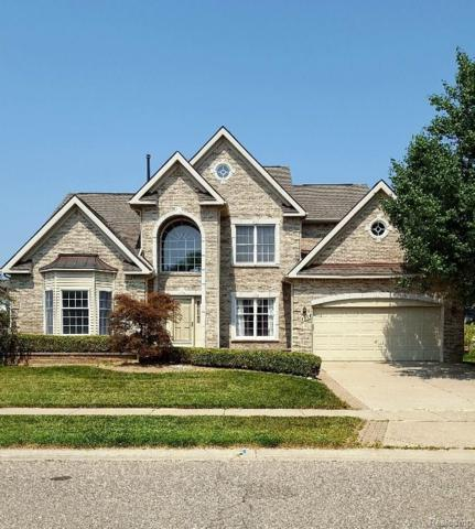 1054 Cantor Lane #237, South Lyon, MI 48178 (#218079072) :: The Buckley Jolley Real Estate Team