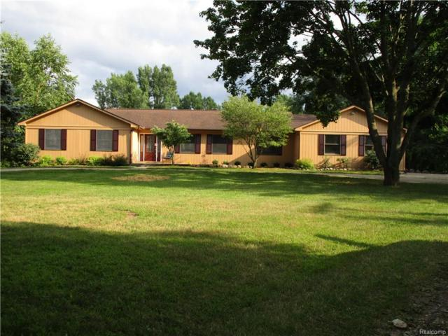 2315 Drahner Road, Addison Twp, MI 48370 (#218079119) :: RE/MAX Classic