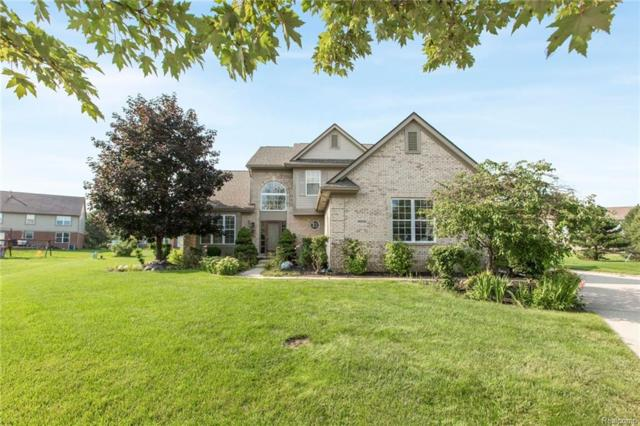 46550 Scotia Court, Canton Twp, MI 48187 (MLS #218079268) :: The Toth Team