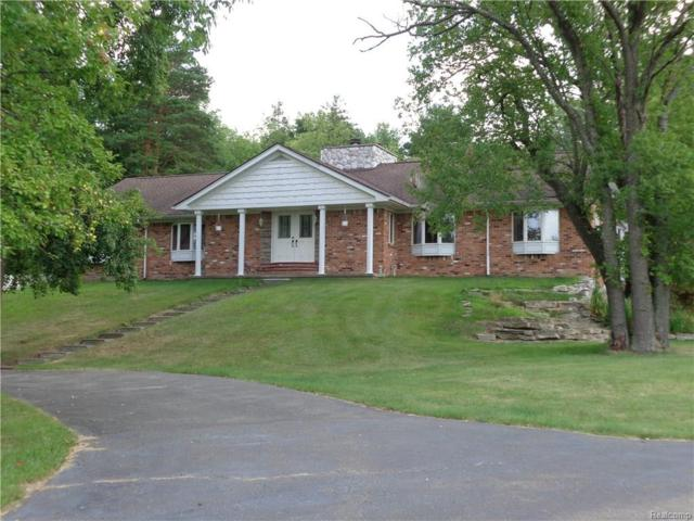 1284 E Oakwood Road, Oxford Twp, MI 48371 (#218079322) :: The Buckley Jolley Real Estate Team