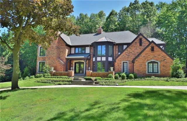 329 Pine Ridge Drive, Bloomfield Hills, MI 48304 (#218079345) :: RE/MAX Classic