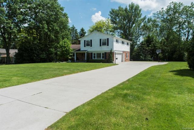 4739 Quarton Road, Bloomfield Twp, MI 48301 (#218079439) :: RE/MAX Classic