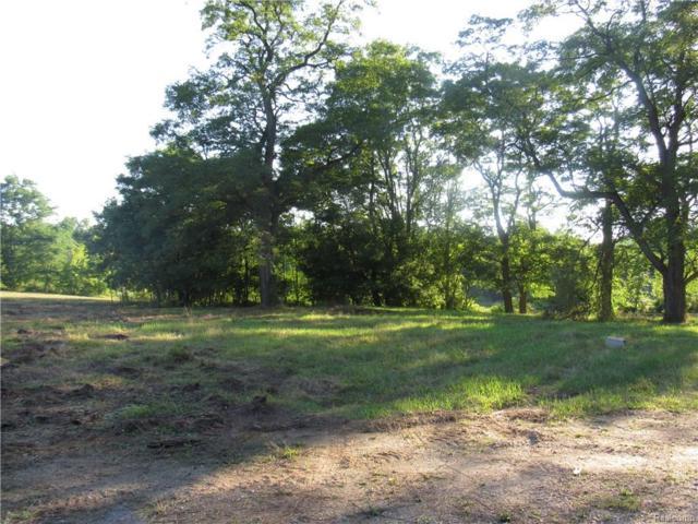 Parcel 3 County Farm Road, Marion Twp, MI 48843 (#218079470) :: RE/MAX Classic