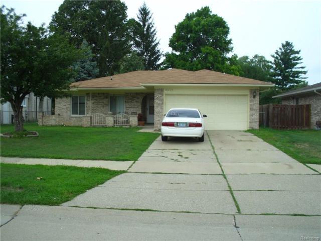 3025 Kipling Drive, Sterling Heights, MI 48310 (#218079548) :: RE/MAX Classic