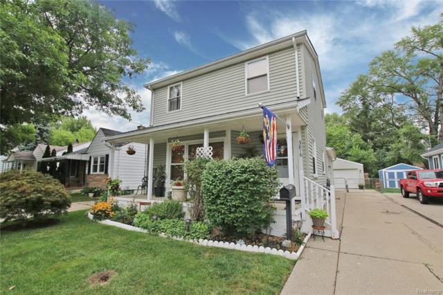 3816 Tyler Avenue, Berkley, MI 48072 (#218079570) :: RE/MAX Vision