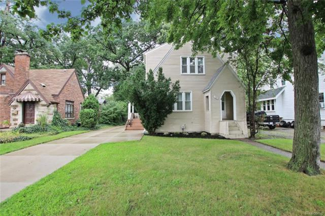 129 E Maryland Avenue, Royal Oak, MI 48067 (#218079577) :: RE/MAX Classic