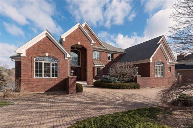 18593 Fox Hollow Court, Northville Twp, MI 48168 (#218079587) :: RE/MAX Classic