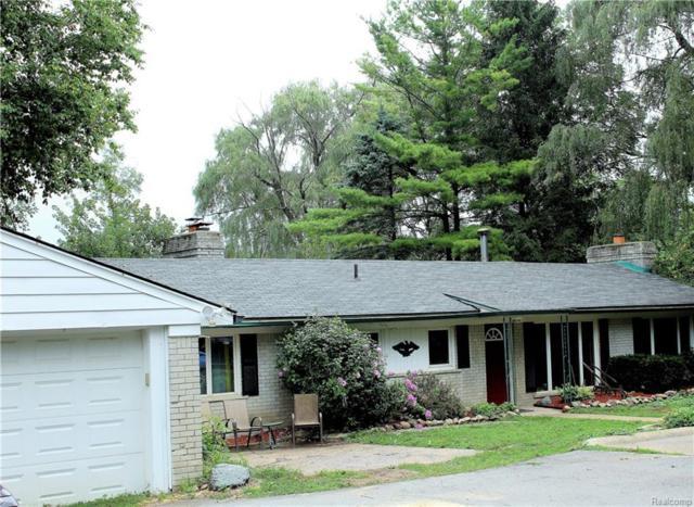 1875 E Leonard Road, Addison Twp, MI 48367 (#218079625) :: RE/MAX Classic