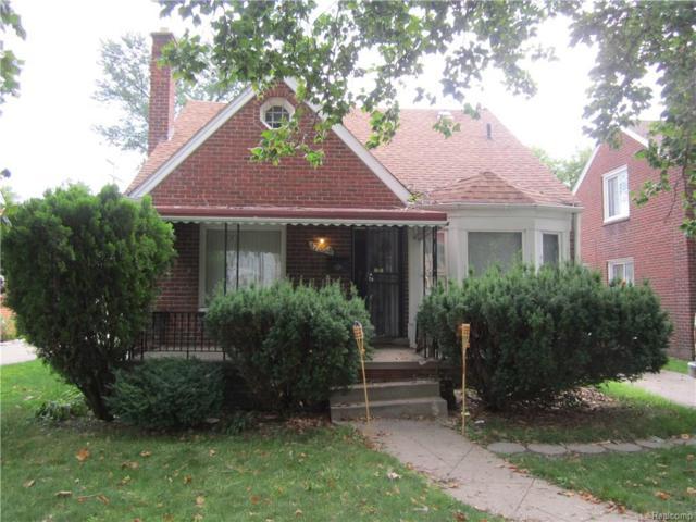 17554 Avon Avenue, Detroit, MI 48219 (#218079680) :: RE/MAX Classic