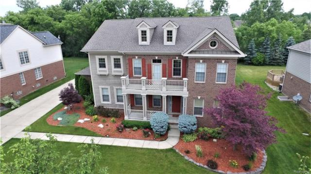 49056 Founders Court, Canton Twp, MI 48187 (#218079759) :: RE/MAX Classic