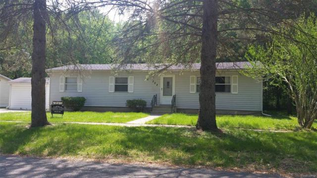 322 Old, Clio, MI 48420 (#50100003672) :: RE/MAX Nexus