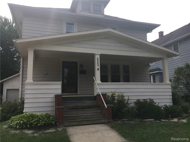 222 Godfroy Avenue, Monroe, MI 48162 (#218079834) :: RE/MAX Nexus