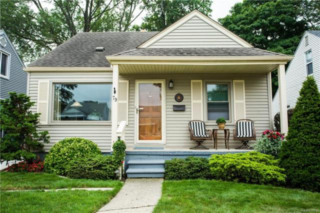 79 Highland Avenue, Clawson, MI 48017 (#218079840) :: RE/MAX Vision