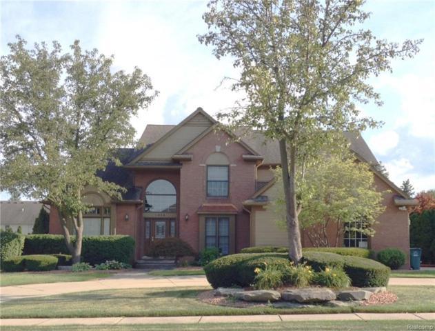 1559 Lexington Drive, Troy, MI 48084 (#218079852) :: Keller Williams West Bloomfield