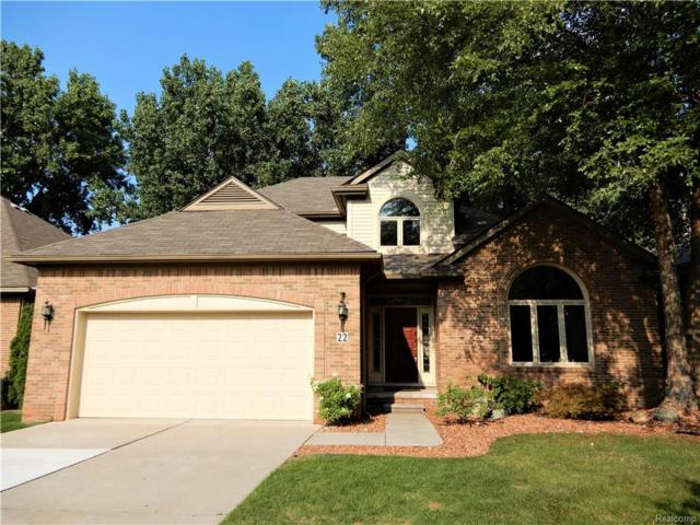 22 Turnberry Lane, Dearborn, MI 48120 (#218079874) :: RE/MAX Classic