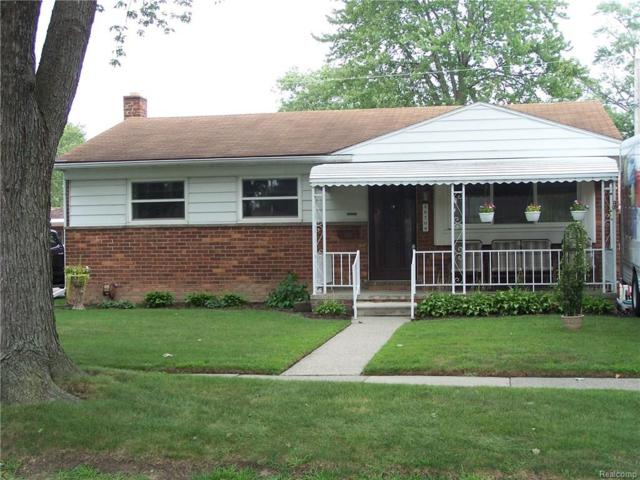 28708 Couzens Avenue, Madison Heights, MI 48071 (#218079934) :: RE/MAX Vision