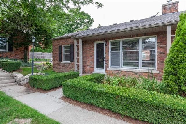 583 N Old Woodward Avenue, Birmingham, MI 48009 (#218079944) :: Keller Williams West Bloomfield