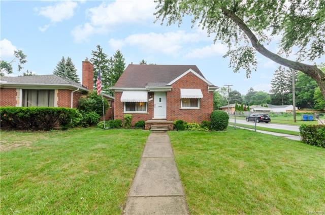 7602 Grayfield Street, Dearborn Heights, MI 48127 (#218079960) :: RE/MAX Classic